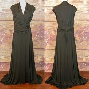 Maeve Bristol Maxi Dress Size XL